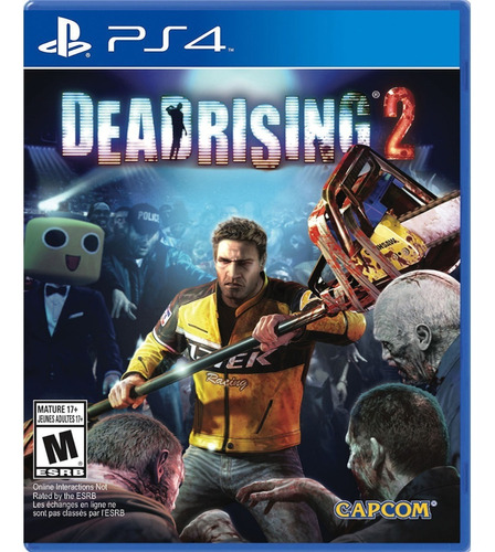 Imagen 1 de 5 de Dead Rising 2 - Playstation 4