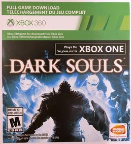 Dark Souls Código Oficial 25 Digitos Xbox 360 E Xbox One