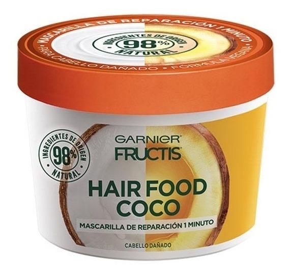 Mascarilla Reparación Capilar 1min Garnier Fructis Coco