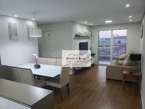 Imagem 1 de 20 de Condomínio Dolce Villa Apartamento Com 3 Dormitórios À Venda, 86 M² Por R$ 680.000 - Vila Maria Alta - São Paulo/sp - Ap2318