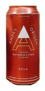 Cerveza Andes Roja Lata 473ml - Bodegadesabores