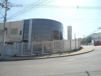 Galpão Industrial À Venda, Comercial Vitória Martini, Indaiatuba - Ga0679. - Ga0679