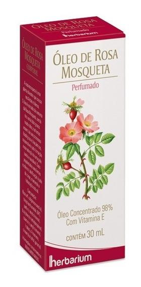 Óleo De Rosa Mosqueta Corporal Herbarium 30ml