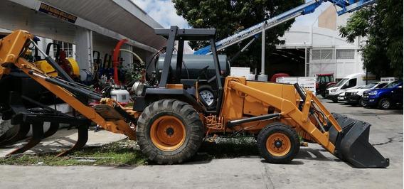 Retroexcavadora Case Modelo 580 Super E De Uso