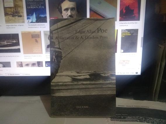 A Narrativa De A. Gordon Pym / Edgar Allan Poe
