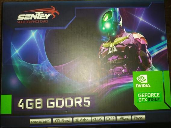 Tarjeta Gráfica Nvidia Geforce Gtx 1050ti 4gb Gddr5