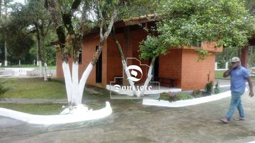 Imagem 1 de 15 de Chácara À Venda, 9915 M² Por R$ 1.200.000,00 - Parque Das Garças - Santo André/sp - Ch0026