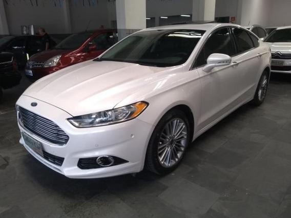 Ford Fusion 2.0 16v Awd Gtdi Titanium (aut) Gasolina Autom