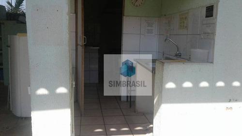Imagem 1 de 8 de Casa À Venda, 182m² Por R$ 360.000 - Jardim Baroneza - Campinas/sp - Ca0267