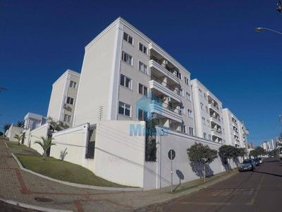 Apartamento Residencial À Venda, Térreo, Country, Cascavel. - Ap0130
