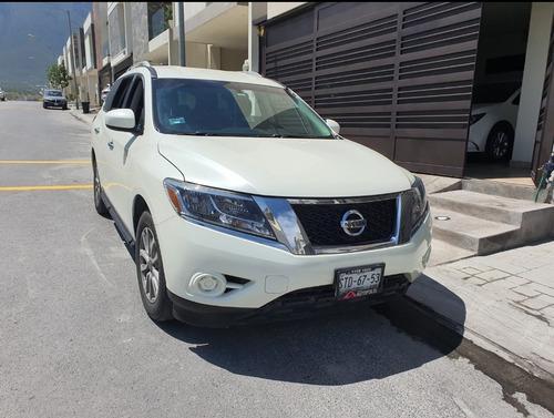 Imagen 1 de 5 de Nissan Pathfinder 2015 3.5 Sense Mt