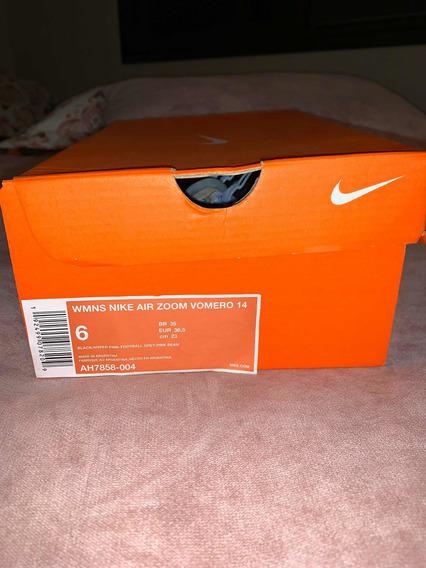 Zapatillas Nike Vomero 14 1 Sola Postura Num 36 $7500