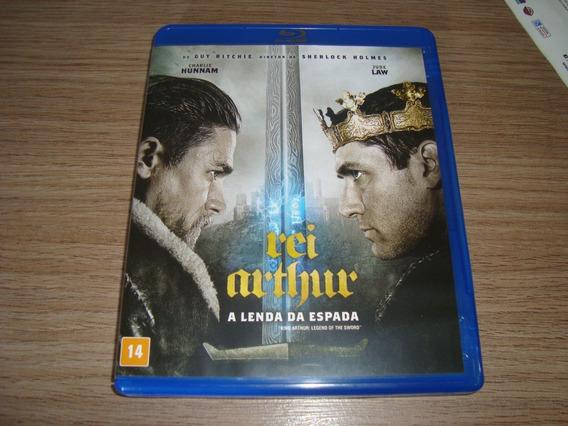 Blu-ray Rei Arthur - A Lenda Da Espada (nacional) - Jude Law