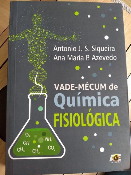 Livro Vade Mecum De Química Fisiológica 2015
