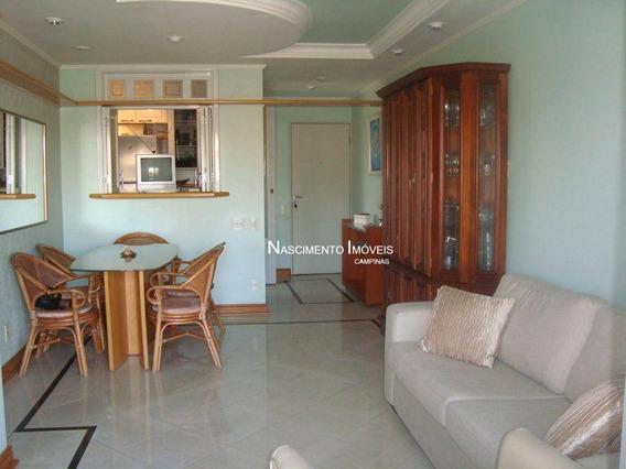 Apartamento Residencial À Venda, Nova Campinas, Campinas. - Ap0154