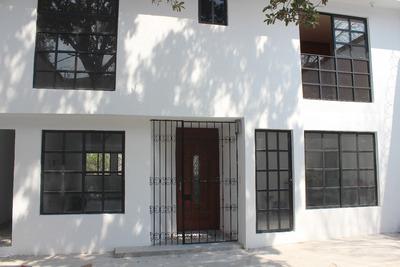 Casa En Renta,cdmx, Zona Sur, Amplia, Recién Remodelada