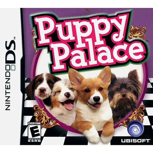 Puppy Palace - Ds