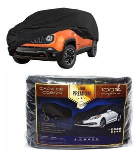 Capa Couro Cobrir Jeep Renegade Impermeável Forrada (xg312)