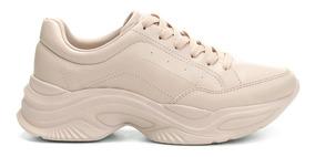 Tênis Feminino Azaleia Chunky Sneakers Azaleia Ctsports