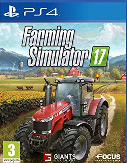 Farming Simulator 17 | Ps4 2 | Português