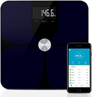 Tenergy Vitalis Body Fat Scale, High Precision Smart App Sca
