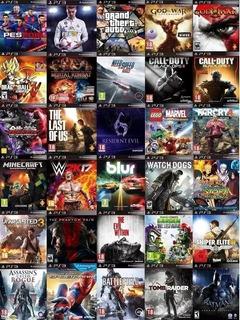 Juegos Para Ps3 Mas De 5000 Juegos I Tienda Fisica!!