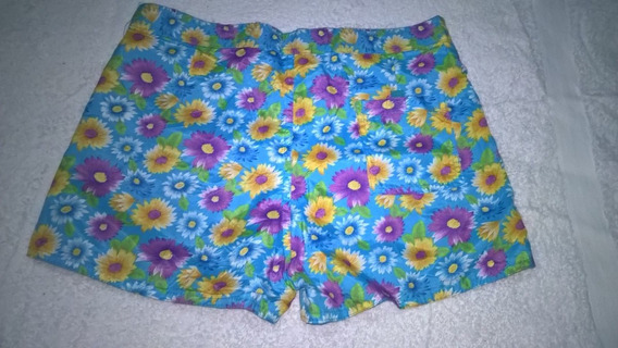 Short Playero Reversible De Dama