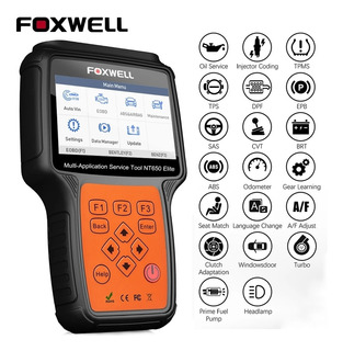 Foxwell Nt650 Elite - Escáner Automotriz