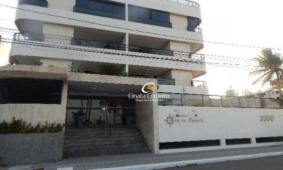 Apartamento Na Orla Do Cabo Branco - Ap2372