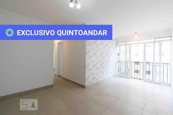 Apartamento No 5º Andar Com 3 Dormitórios E 1 Garagem - Id: 892948909 - 248909
