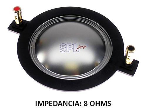 Imagen 1 de 1 de Diafragma Repuesto Driver Paudio Bmd750 Splpro Tapa Escriña