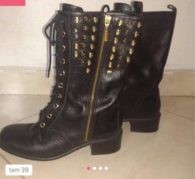 e99f8d93d Bota Colcci Usada Botas - Sapatos, Usado no Mercado Livre Brasil