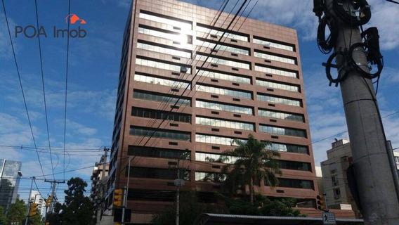 Sala Comercial Com 55m² No Bairro Auxiliadora. - Sa0143
