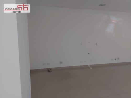 Sala Para Alugar, 28 M² Por R$ 1.500,00/mês - Limão (zona Norte) - São Paulo/sp - Sa0098