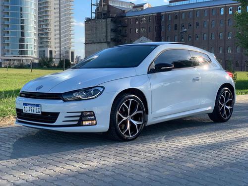 Imagen 1 de 6 de Volkswagen Scirocco 2018 2.0 Tsi Gts 211cv Dsg