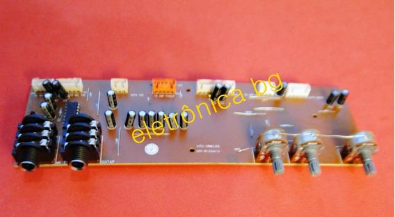Placa Pci Caixa Amplificadora Multiuso Lenoxx Ca310