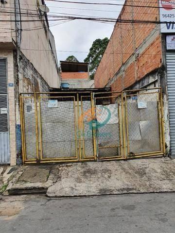 Terreno À Venda, 125 M² Por R$ 225.000,00 - Jardim Presidente Dutra - Guarulhos/sp - Te0036