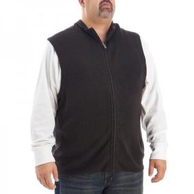 Tallas Grandes Dockers Sweater Sin Mangas Negro Xxlt