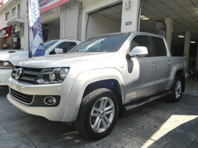 Vw Amarok Highline 4motion Impecable 2017