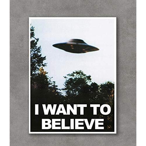 Kai Sa Kai  Sa I Want To Believe Poster Art