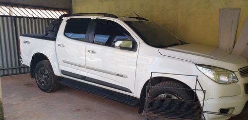 Imagem 1 de 9 de Chevrolet S10 2013 2.8 Ltz Cab. Dupla 4x4 Aut. 4p