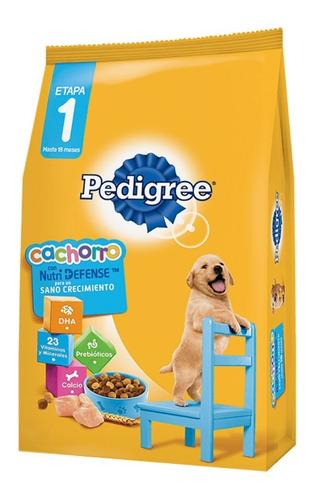Imagen 1 de 2 de Alimento Para Cachorro Pedigree Cachorro Etapa I 21 Kg