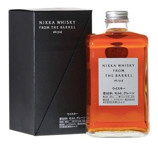 Whisky Nikka From The Barrel Origen Japon. Galardonado!