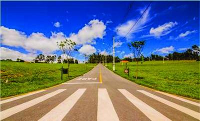 (k.a) Terrenos Em Condomínio Fechado E Saia Do Aluguel