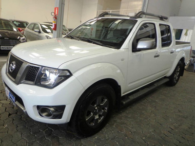 Nissan Frontier 2.5 Cd Sv Attack 4x2 Tb Diesel