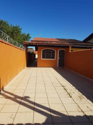 Imagem 1 de 13 de Casa Em Mongaguá - Bairro Residencial - Canaã Ref: 8188 N