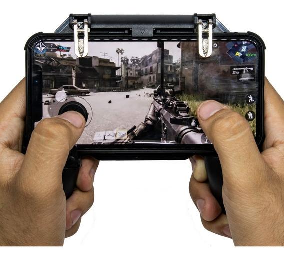 Control Gamepad Mobile W11 Para Fortnite, Free Fire Y Pubg