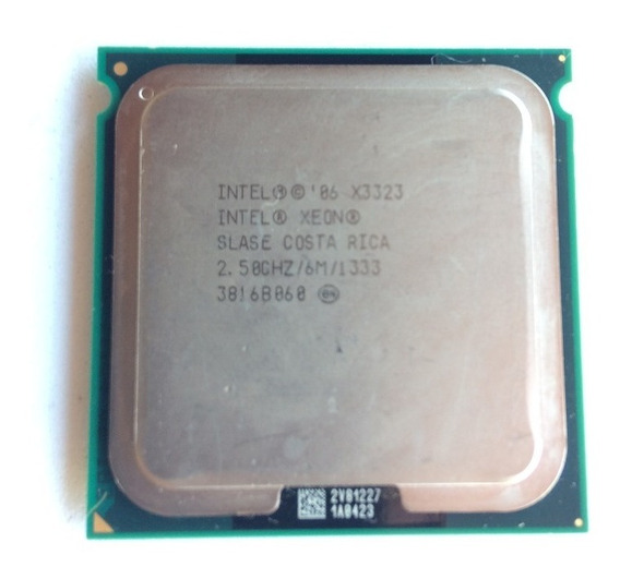Processador Intel Xeon X3323 Slase 2.5ghz 6m