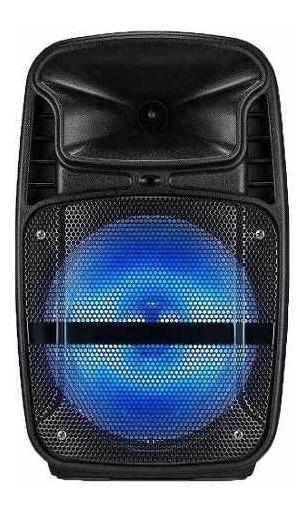 Som Amplificado Bluetooth Pendrive Cartão Sd Usb Aux P10 Fm