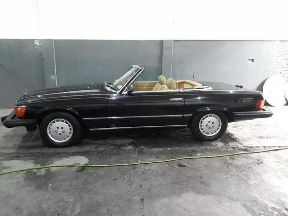 Mercedes-benz Mercedes Benz Sl 380